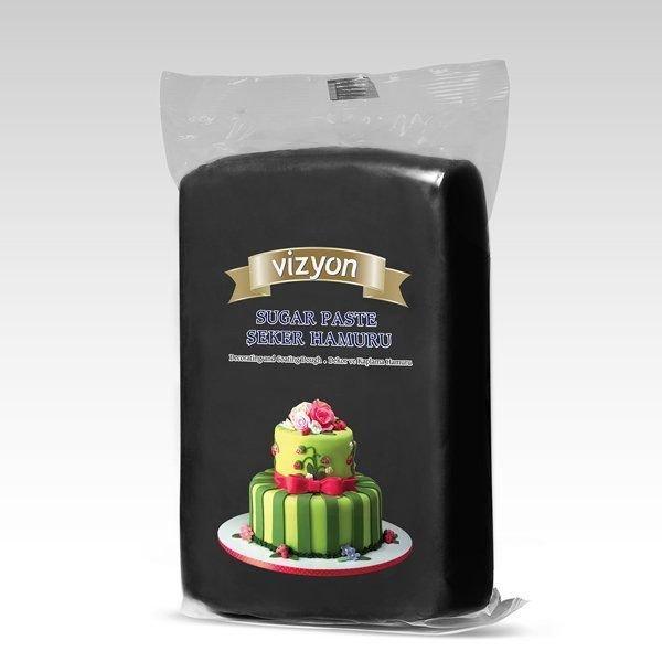 Vizyon  мастика 1 кг черная