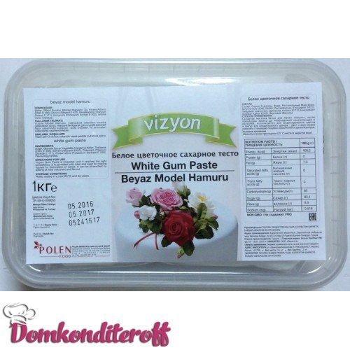 Vizyon цветочная мастика 1 кг