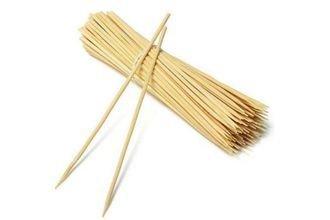 Бамбуковые шпажки. 20 см. 100 шт