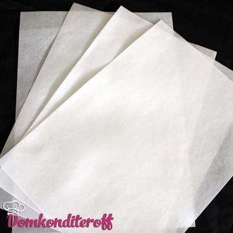 Вафельная бумага тонкая 0.27  1 лист