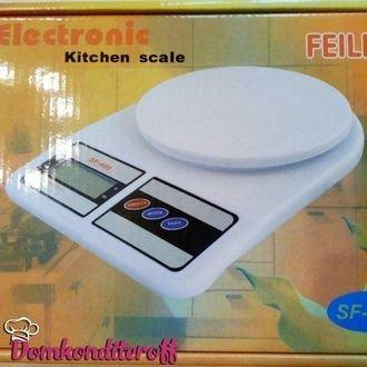 Весы кондитерские электронные