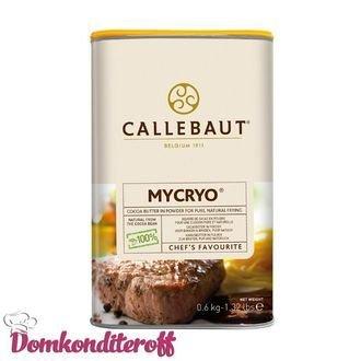 КАКАО-МАСЛО MYCRYO порошковая форма | Callebaut 100 гр.