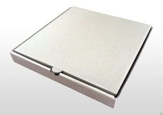 Коробка для пиццы гофрокартон 33х33х4