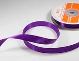 Лента атласная 12 мм фиолетовая