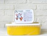Мастика Сладкий шелк 0.5  кг. Желтая