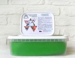 Мастика Сладкий шелк 0.5  кг. Травянисто-зеленая