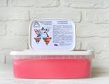 Мастика Сладкий шелк 0.5  кг. Ярко-розовая