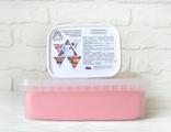Мастика Сладкий шелк 1 кг. Светло-розовая
