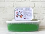 Мастика Сладкий шелк 1 кг. Темно-зеленая
