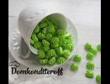 Сахарные фигурки Мини-безе зеленые 40 гр.