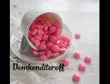 Сахарные фигурки Мини-безе розовые 40 гр.