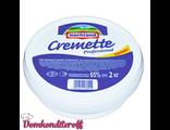 Сыр творожный CREMETTE PROFESSIONAL Жирность 65% 2 кг