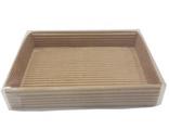 Упаковка для конфет с прозрачной крышкой 140x105x25