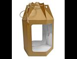 Упаковка Картонный мешок для сладостей.