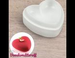 """Форма для муссовых десертов 15,5х15,5х5,5 см """"Сердце"""""""