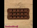 """Форма для шоколада 22х11 см """"Сердечки"""""""
