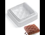 Форма силиконовая для муссовых тортов Подушка