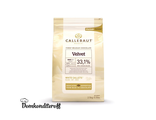 Шоколад белый Callebaut Velvet 32 % - 500 гр