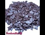 Шоколадная крошка темная глянцевая 100 гр. IRCA