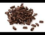 Шоколадная стружка Callebaut темная 50гр