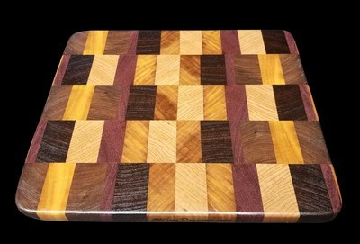 Cutting Board, End Grain, 14 3/4