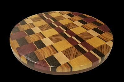 Cutting Board, 2 Layer, End Grain, 13