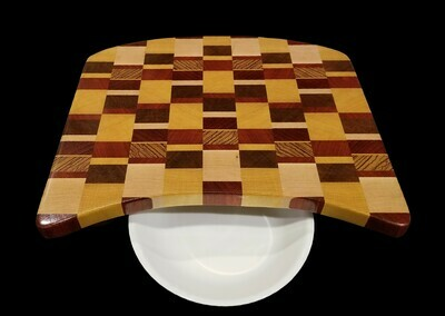 Cutting Board, End Grain, 15 1/2