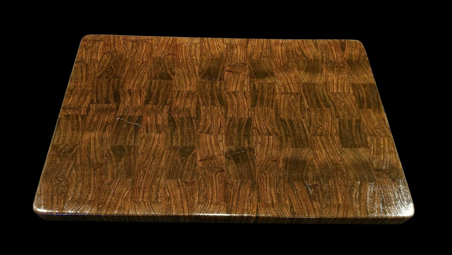 "Cutting Board, End Grain, 20 1/8"" x 13"" x 1 1/8"" Thick"