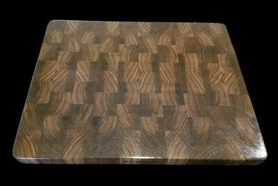 Cutting Board, End Grain, 17