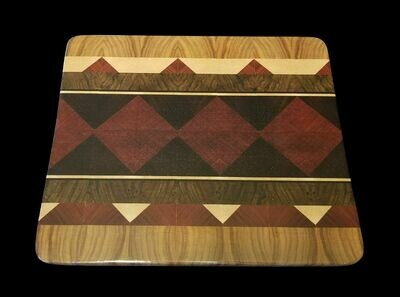 Cutting Board, Diamond, 11 1/2
