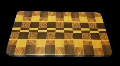 Cutting Board, End Grain, 18 1/2