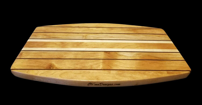 "Cutting Board, 14 5/8"" x 9 3/8"" x 5/8"" Thick"