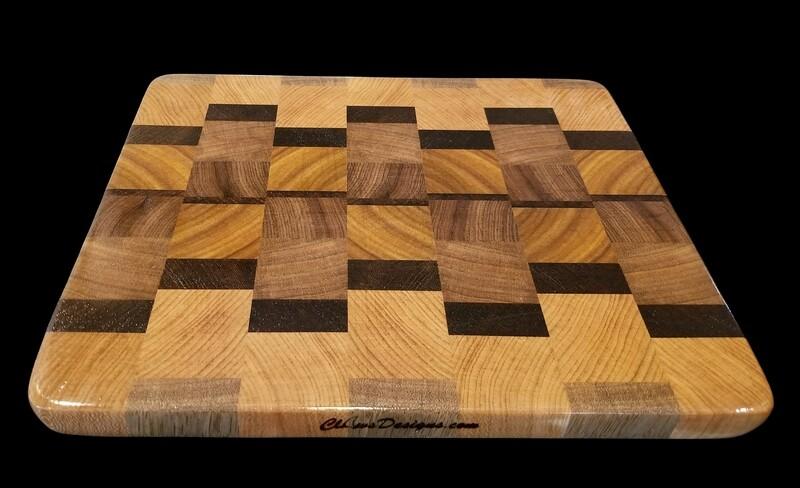 Cutting Board, End Grain, 10 3/4
