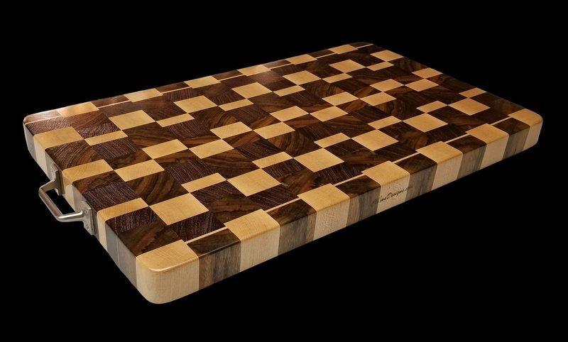 Cutting Board, End Grain, 22