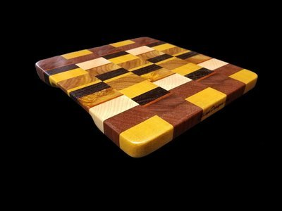 Cutting Board, End Grain, 9