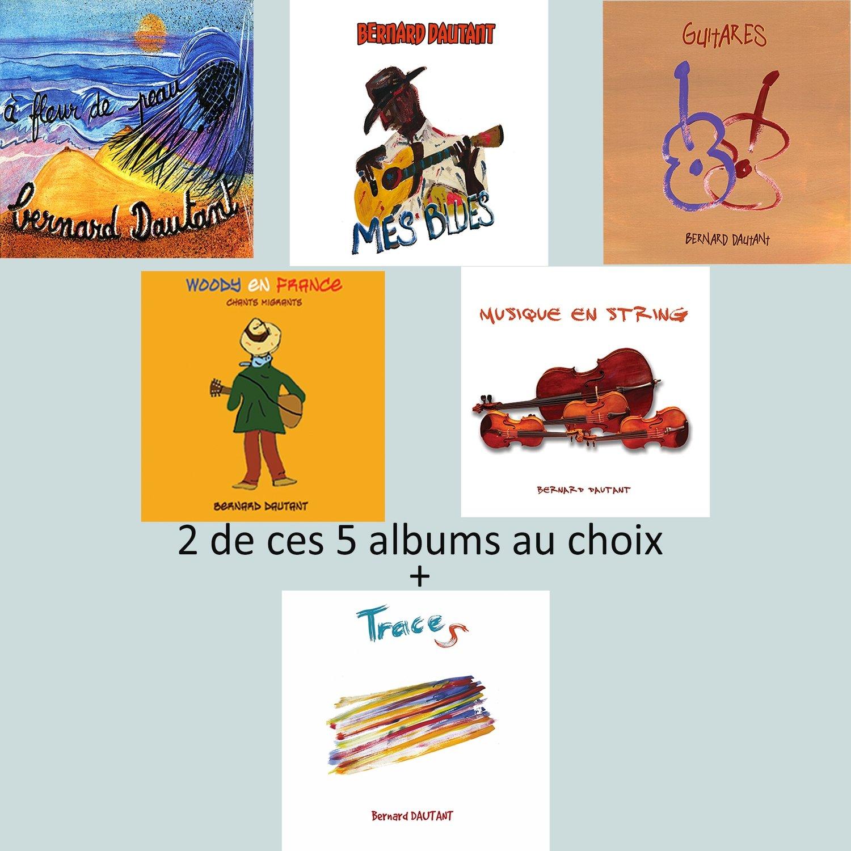 Bundle-Compil 3 albums dont TRACE S