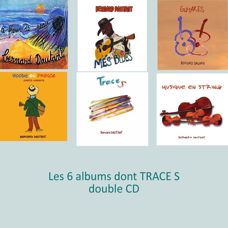 Bundle-Compil 6 albums