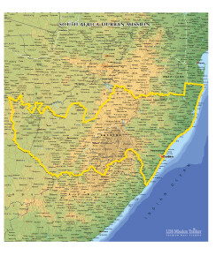 South Africa Durban Mission Medium (8X10) Digital Download Only