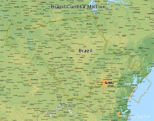 Brazil Curitiba Mission Medium (8X10) Digital Download Only