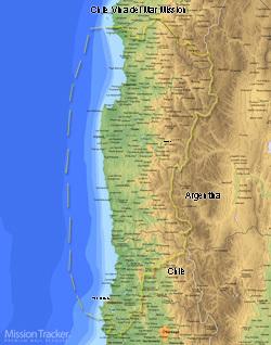 Chile Vina del Mar Mission LARGE (11X14) Digital Download Only