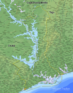 Ghana Accra Mission Large (11X14) Digital Download Only