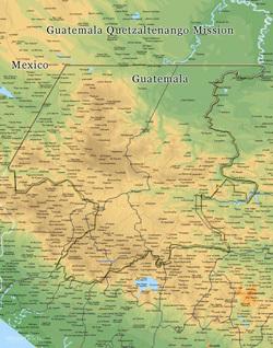 Guatemala Quetzaltenango Mission LARGE (11X14) Digital Download Only