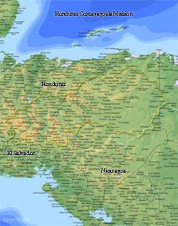 Honduras Comayaguela Mission LARGE (11X14) Digital Download Only