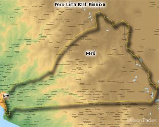 Peru Lima East Mission Medium (8X10) Digital Download Only
