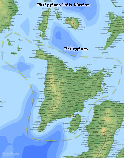 Philippines Iloilo Mission Medium (8X10)  Digital Download Only