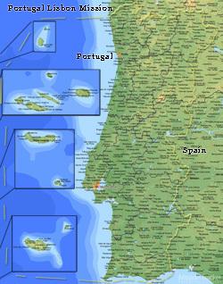 Portugal Lisbon Mission Medium (8X10) Digital Download Only