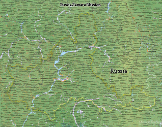 Russia Samara Mission LARGE (11X14) Digital Download Only