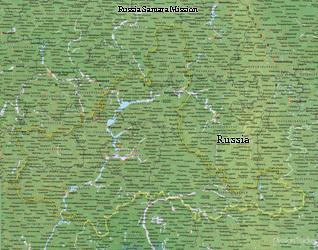 Russia Samara Mission Medium (8X10) Digital Download Only