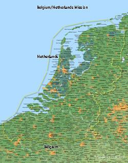Belgium/Netherlands Mission LARGE (11X14) Digital Download Only