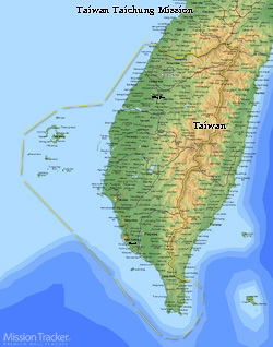 Taiwan Taichung Mission LARGE (11X14) Digital Download Only